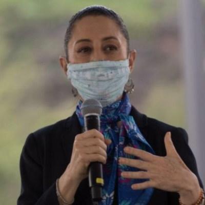 Claudia Sheinbaum en conferencia de prensa hoy en CDMX
