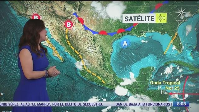 clima al aire preven lluvias con granizo en la cdmx
