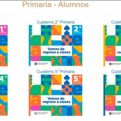 ¿Cómo descargar los cuadernos de trabajo de la SEP para alumnos y maestros?