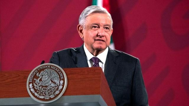 Conferencia matutina López Obrador