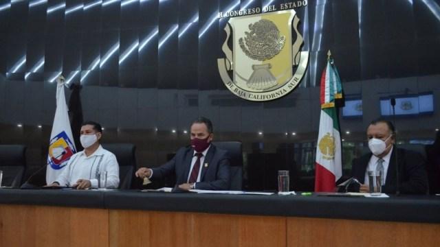 Congreso de Baja California Sur aprueba destitución de cinco diputados