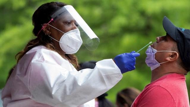 Estados Unidos es el país más afectado por la pandemia de coronavirus