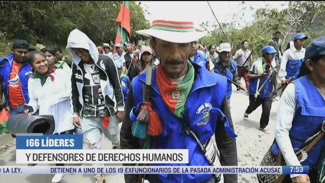 cuarentena escenario de impunidad en colombia