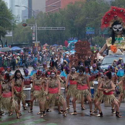 Desfile de Día de Muertos en CDMX será virtual por COVID-19