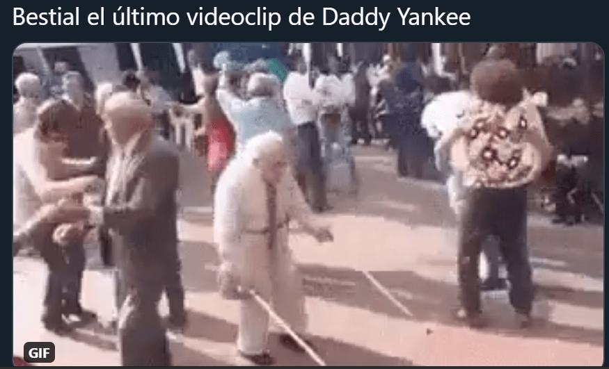 Memes sobre la edad de Daddy Yankee