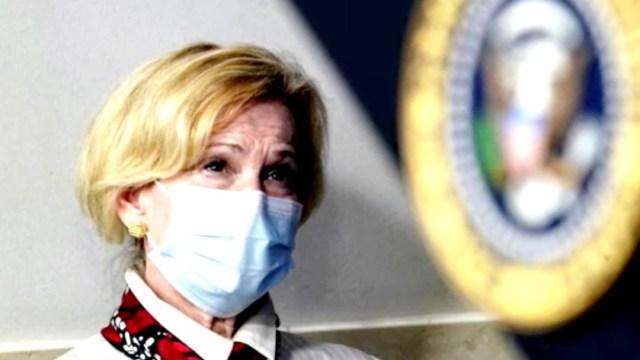 Estados Unidos, en 'nueva fase' de la pandemia por coronavirus: Experta de la Casa Blanca