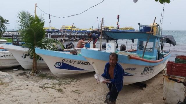 Depresión tropical 14 impactaría este sábado en Cozumel, Quintana Roo
