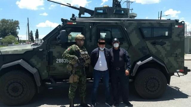 Detienen en Sinaloa a 'El Dany', principal productor de fentanilo para el Cártel del Pacífico