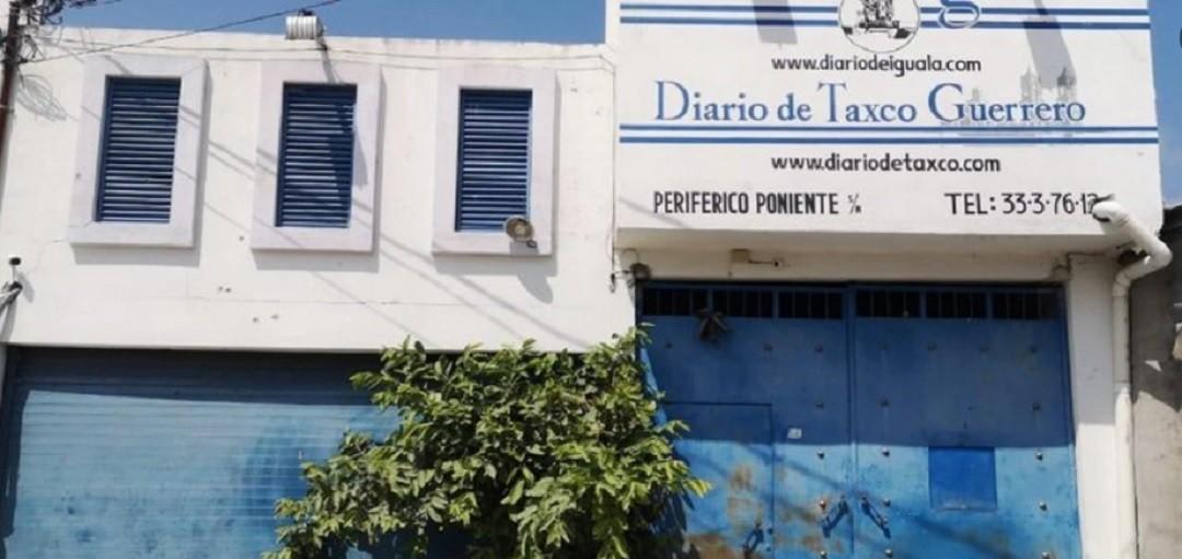 Atacan-a-balazos-oficinas-del-Diario-de-Iguala-en-Guerrero