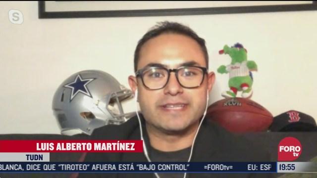 José Alberto Martínez, el Furbi, anuncia que diego reyes da positivo por coronavirus