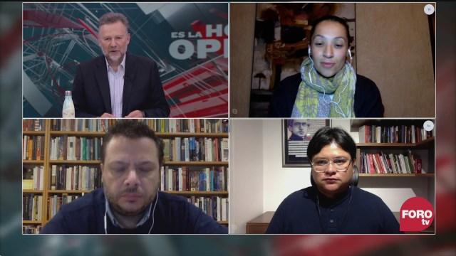 Leo Zuckermann, Paula Sofía Vázquez, Carlos Bravo Regidor y Gibrán Ramírez analizan el conflicto entre NExos y SFP