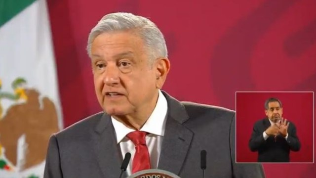 El presidente de México, Andrés Manuel López Obrador 10 agosto
