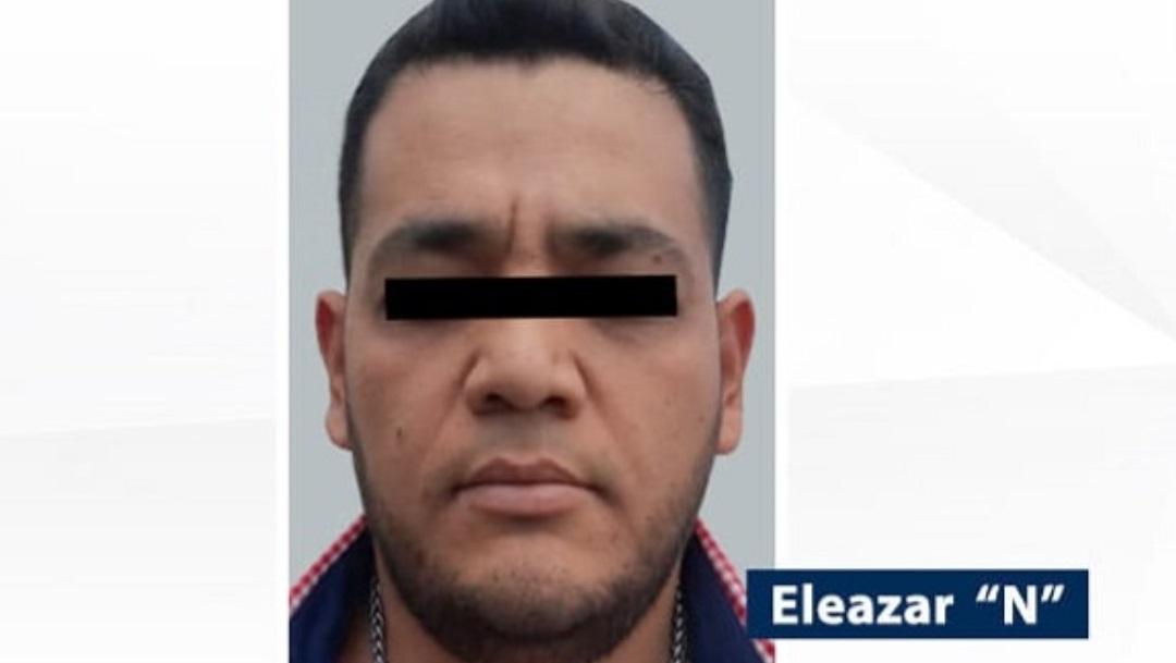 """Detienen a Eleazar, alias """"El Negui"""" en Querétaro"""