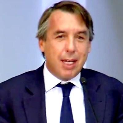 Emilio Azcárraga Jean destaca trabajo de comisionados del IFT durante la pandemia por COVID-19