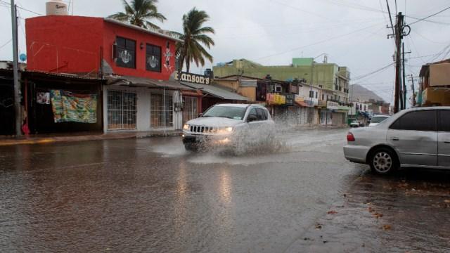 genevieve provocará fuertes lluvias en cinco estados de México