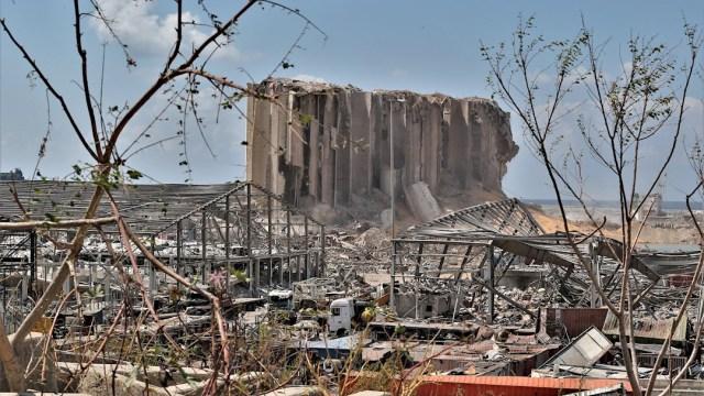 La explosión dejó varios muertos y miles de heridos Beirut.