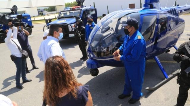 Grupo de operaciones especiales en Tamaulipas