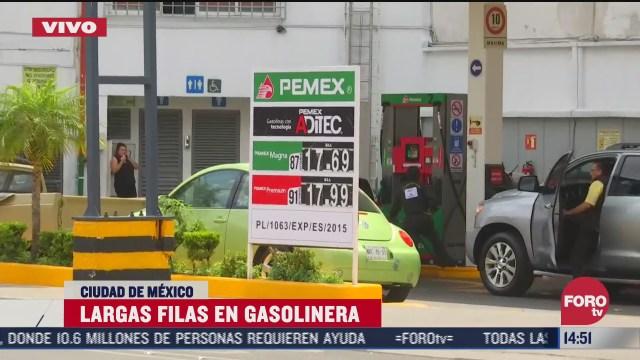 gasolinera de cdmx vende a 17 75 el litro de magna