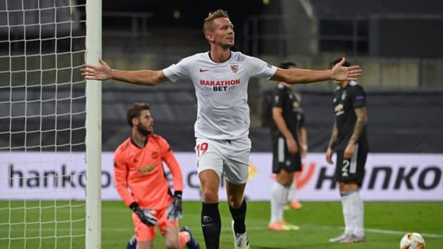 Sevilla vence al Manchester United y clasifica a la final de la Europa League (Getty Images, archivo)