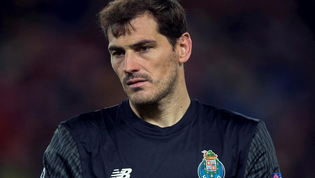 Real Madrid rinde homenaje a Casillas, su 'mejor portero de la historia'