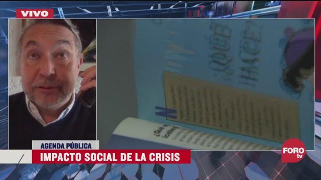 FOTO: 2 de agosto 2020, impacto social por la crisis economica del covid