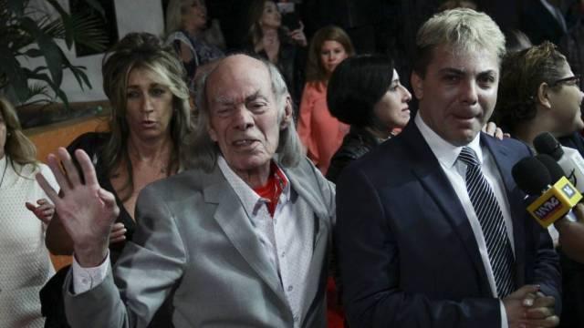 """Los restos de Manuel """"El Loco"""" Valdés fueron incinerados la tarde de este sábado 29 de agosto en la Ciudad de México"""
