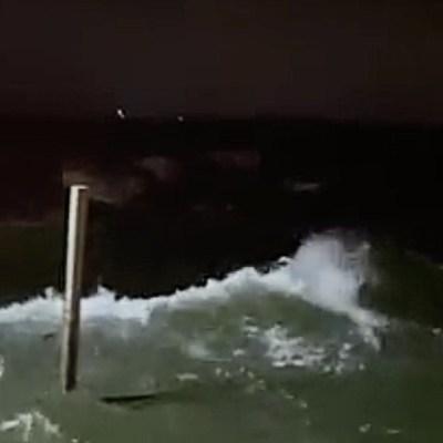 Isaías toca tierra en Carolina del Norte como huracán de categoría 1