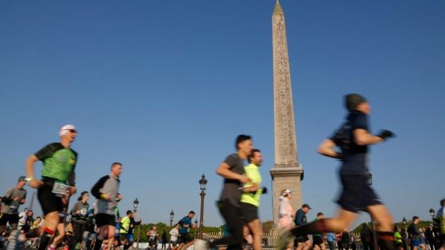 La maratón de París, anulada por el coronavirus