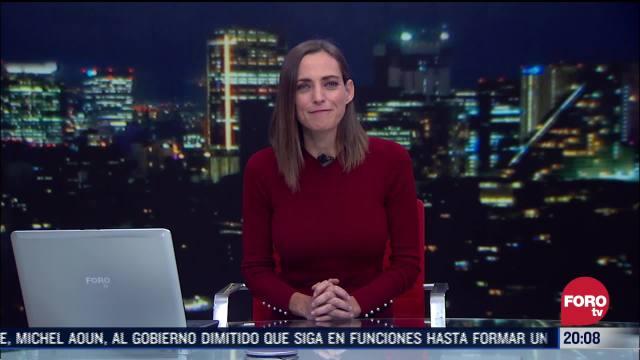 Las Noticias Ana Francisca Vega Programa Completo Forotv 10 Agosto 2020