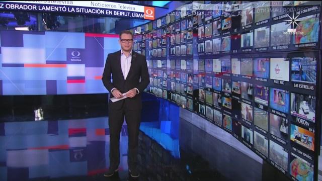 las noticias con carlos hurtado programa completo del 5 de agosto del