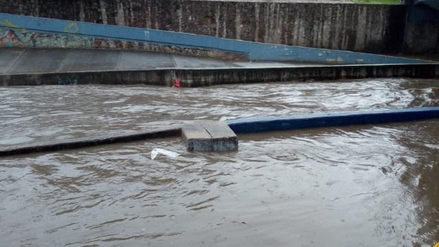 Lluvias causan encharcamientos en 46 municipios de Guanajuato