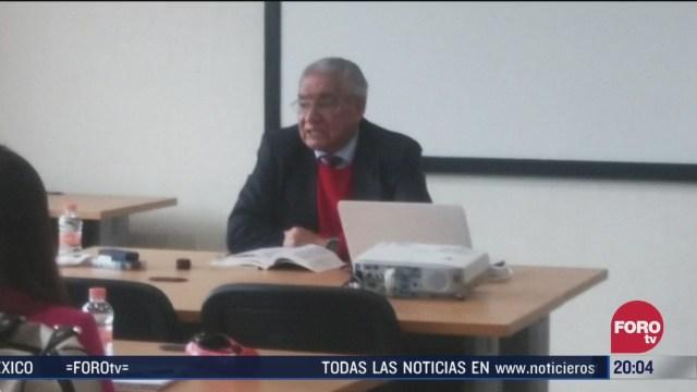 Luis Miranda Cardoso funcioanrio de la fiscalía mexiquense asesiando hoy