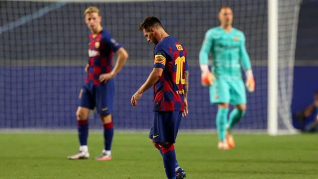 La Liga fija postura y respalda al FC Barcelona ante la salida de Messi