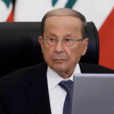 Presidente de Líbano, Michael Aoun, llama a convertir su país en un estado laico