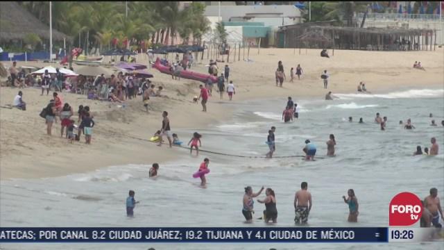 muere hombre tras ser arrastrado por la corriente en acapulco