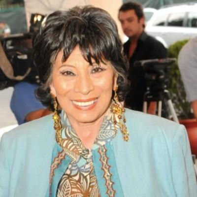 La actriz Mónica Miguel dedicó gran parte de su vida al entretenimiento en las telenovelas en México
