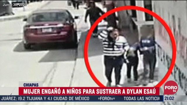 mujer manipulo a ninos y les ofrecio 200 pesos para entregar a dylan