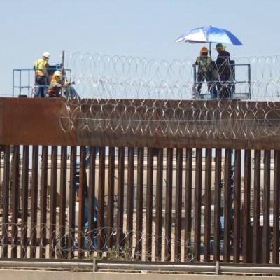 Tribu demanda a Trump por muro fronterizo que pasa por sus tierras