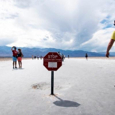 California registra temperaturas récord de 54.4 grados