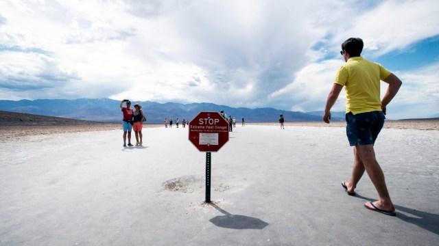 Parque Nacional Death Valley de California