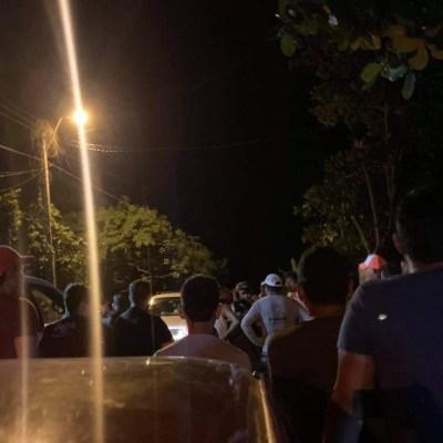 Pobladores intentan cazar a presunto 'nahual' en Soledad de Doblado, Veracruz