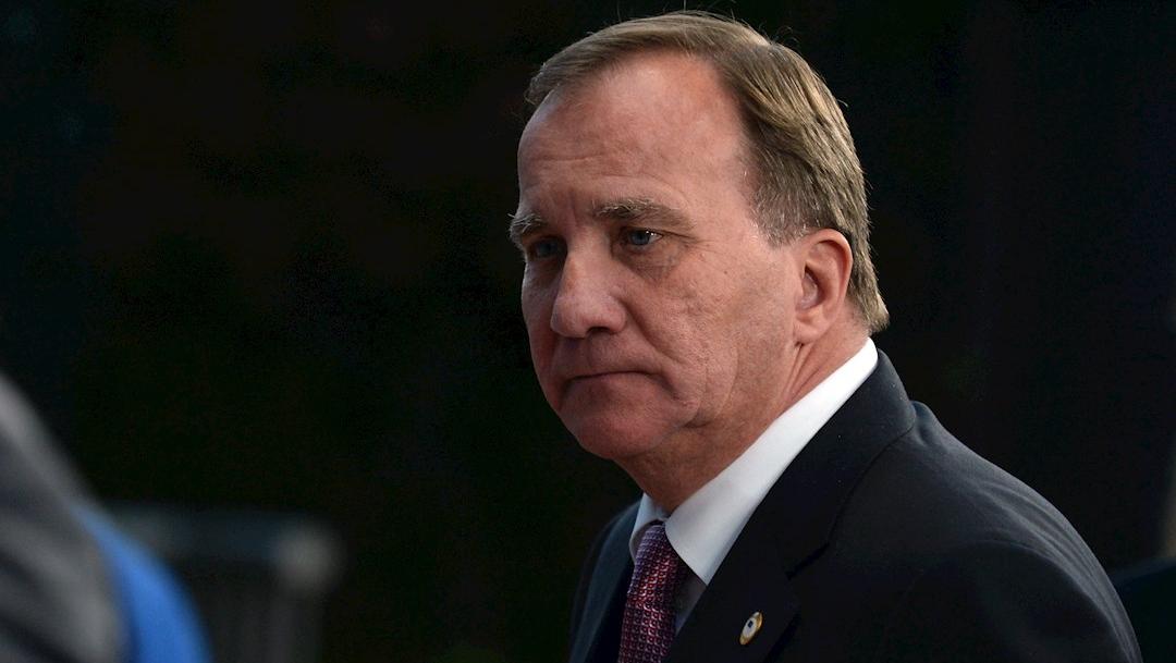 Primer ministro socialdemócrata, Stefan Löfven
