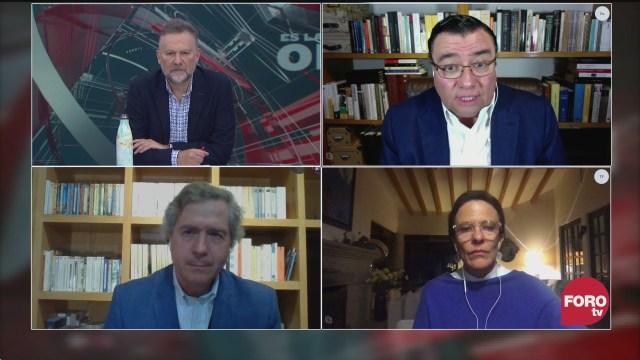 Leo Zuckermann, Ana Laura Magaloni, Sabino Bastidas y Luis de la Calle analizan qué mundo saldrá de esta pandemia de covid