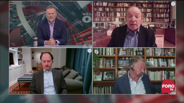 Leo Zuckermann, Héctor Aguilar Camín, Jorge Castañeda y Javier Tello examinan el sistema de pensiones en México y la inciiativa de reforma