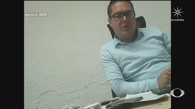 Daniel Sibaja Cortés, ratifican denuncia contra funcionario por extorsion en alcaldia coyoacan