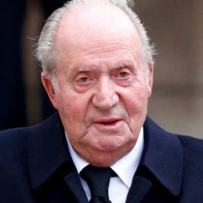 Rey emerito Juan Carlos de España, Reuters