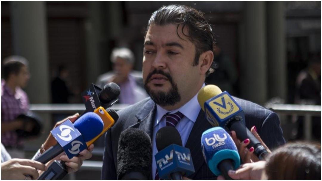 Roberto Marrero Detenido
