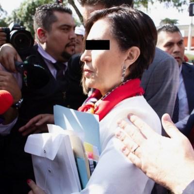 Niegan por tercera vez amparo a Rosario Robles; confirman vinculación a proceso