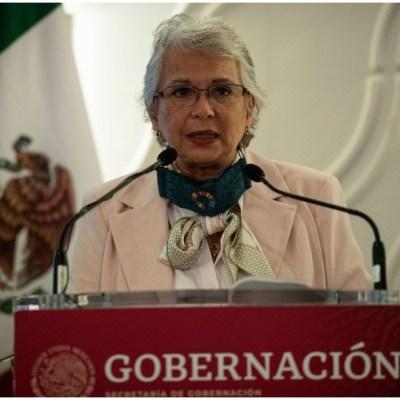 No estoy de acuerdo en quitar el fuero presidencial: Sánchez Cordero