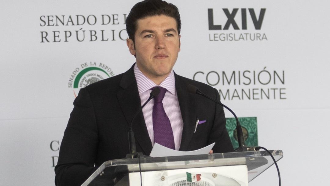 Senador Samuel García comnetario machista esposa